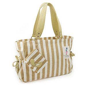 Beige väska (D1197-AP)