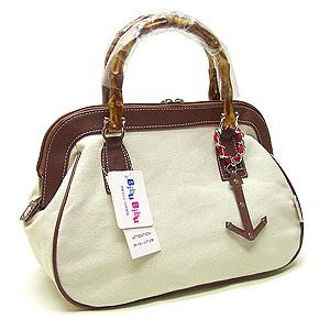 Canvas Styles - Beige väska (D1228). BibuBibu 4193a88bf55be