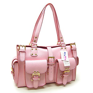 Rosa väska (D1191-F)