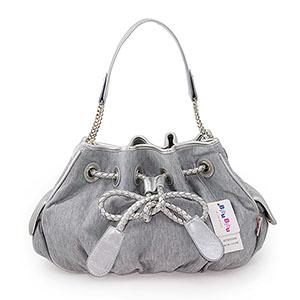 Grå väska (D8703)