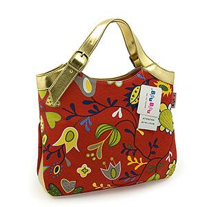 Röd väska (D7605-RD)