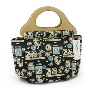Flerfärgad väska (D7203-D)