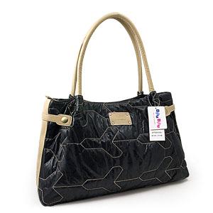 Svart väska (D3504-BK)
