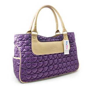Lila väska (D3503-PP)