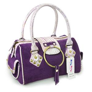 Lila väska (D6820-PP)
