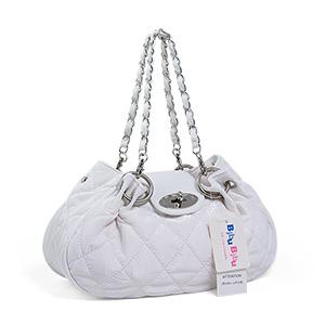 Vit väska (D1266-WH)