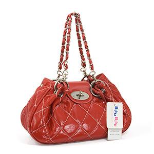 Röd väska (D1266-RD)