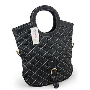 Svart väska (D1303-BK)