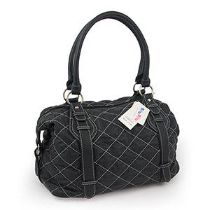 Svart väska (D1304-BK)