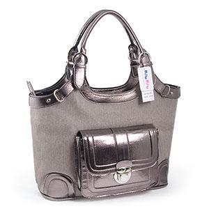 Brun väska (D4305-AP)